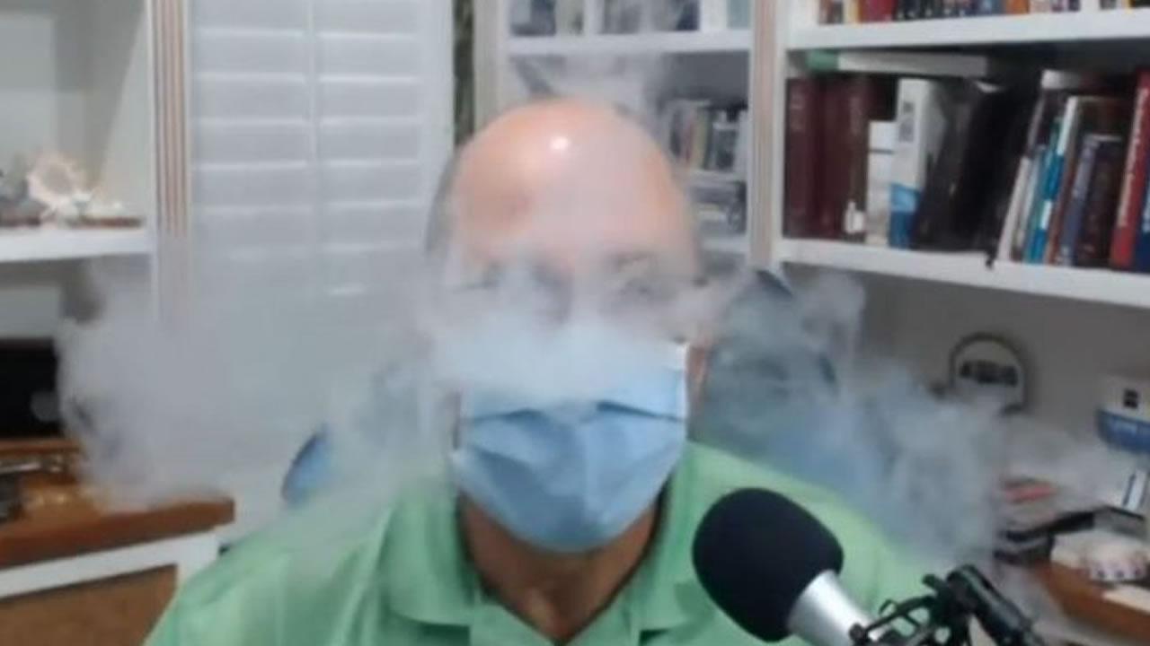 Dr Ted Noel - Masks Don't Work