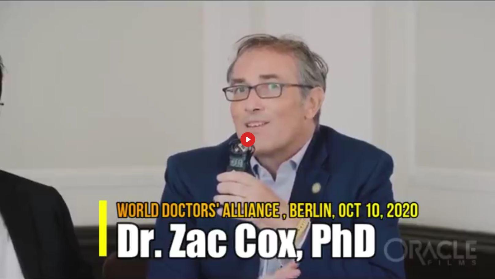 PCR Test - Zac Cox