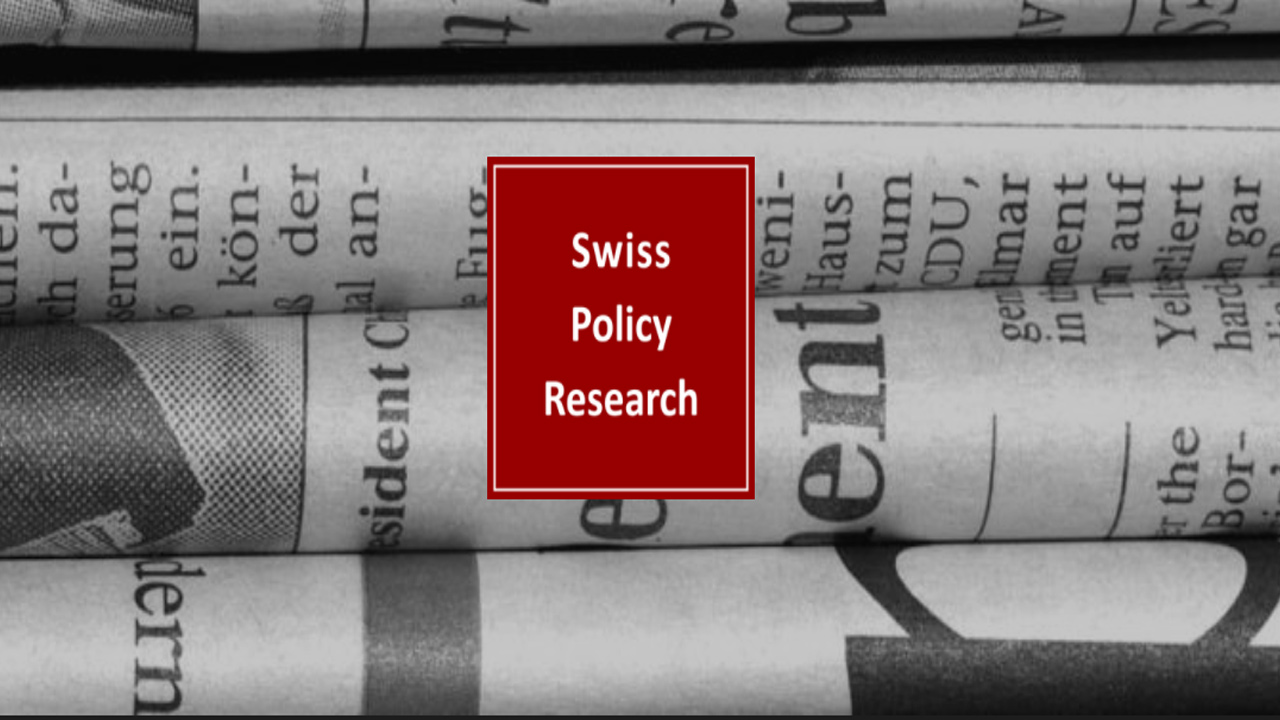 Swiss Policy Research