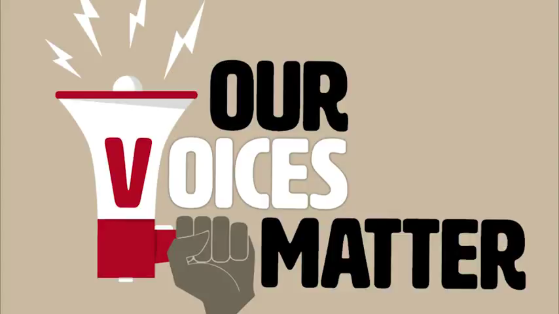Our Voices Matter