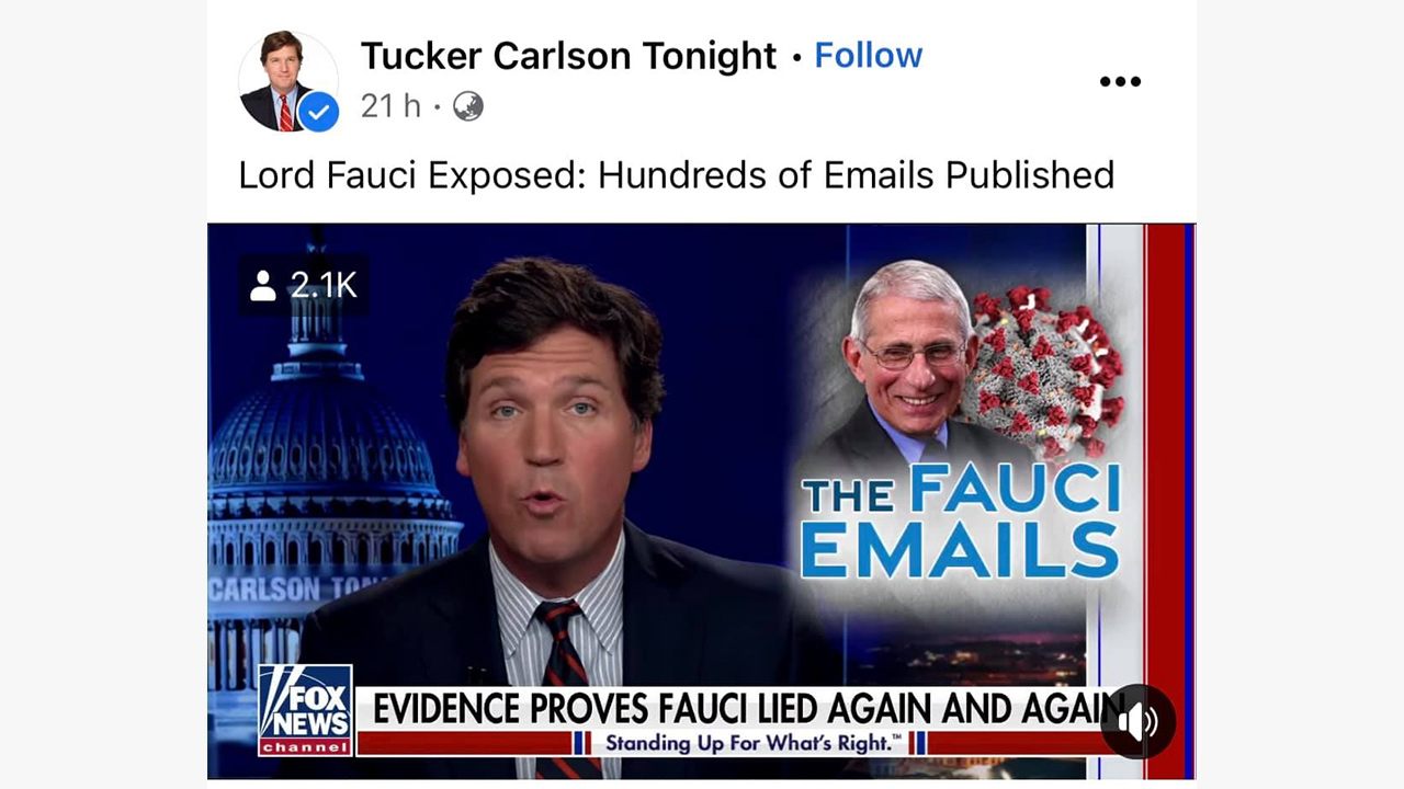 The Fauci Emails